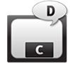 check out the D C M P guidelines for captioning and audio description
