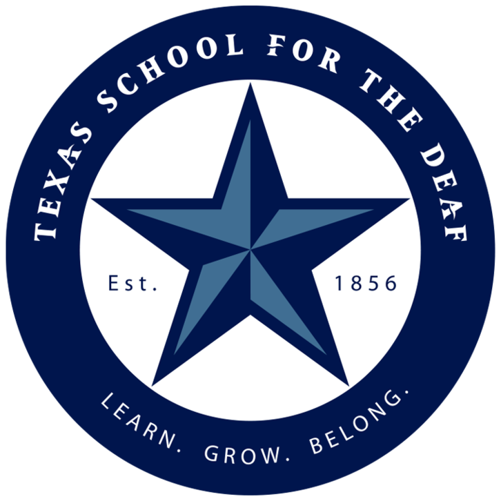 Statewide Outreach Center (SOC) at Texas School for the Deaf Logo